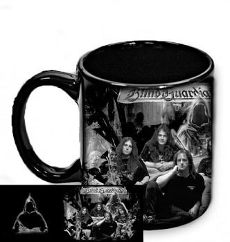Blind Guardian - hrnek černý