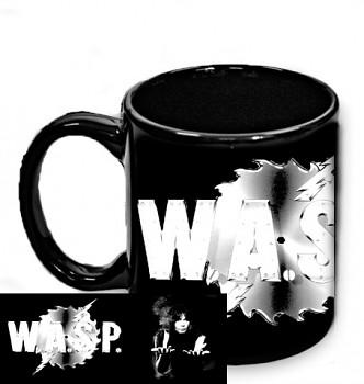 W.A.S.P. - hrnek černý