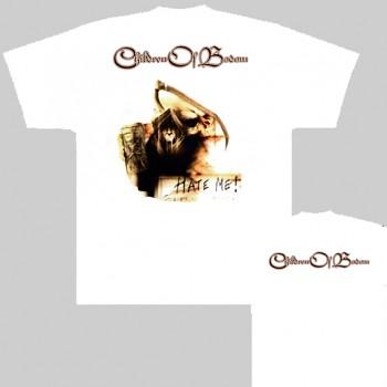 Children Of Bodom - triko bílé