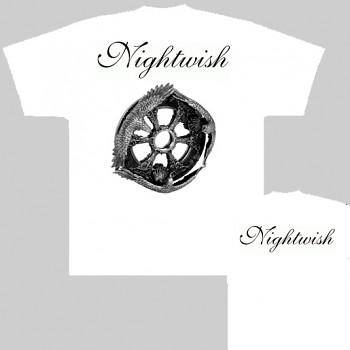 Nightwish - triko bílé
