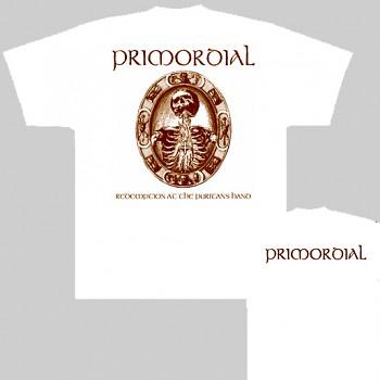 Primordial - triko bílé