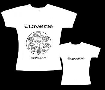Eluveitie - dámské tričko bílé