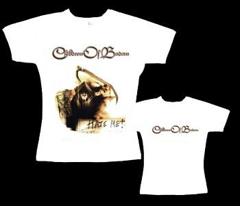 Children Of Bodom - dámské tričko bílé