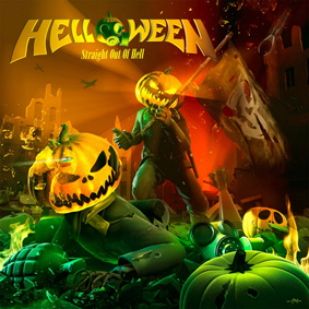 Helloween - Straight Out Of Hell - polštář