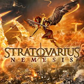 Stratovarius - Nemesis - polštář