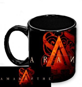 Amaranthe - hrnek černý