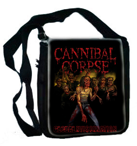 Cannibal Corpse - taška GR 40