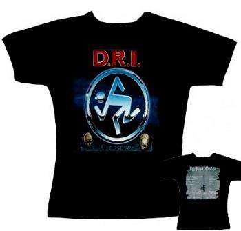 D.R.I - tričko dámské