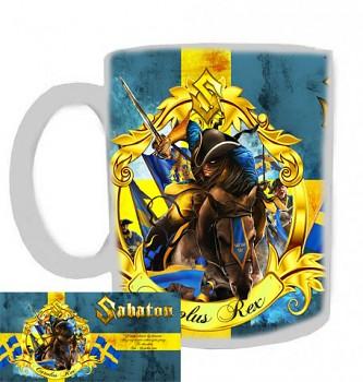 Sabaton - hrnek 3