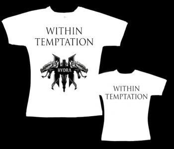 Within Temptation - tričko dámské
