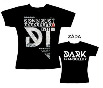 Dark Tranquillity - tričko dámské