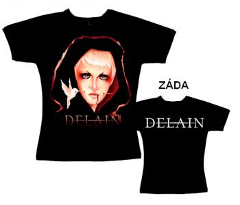 Delain - tričko dámské
