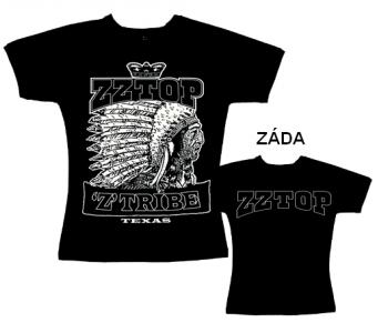 ZZ Top - tričko dámské