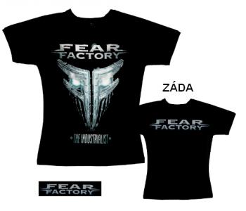 Fear Factory - tričko dámské