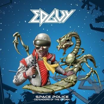 Edguy - Space Police - polštář