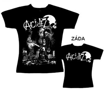 Acidez - tričko dámské
