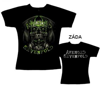 Avenged Sevenfold - tričko dámské