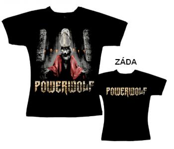 Powerwolf - tričko dámské