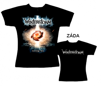 Winterstorm - tričko dámské
