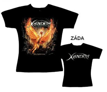 Xandria - tričko dámské