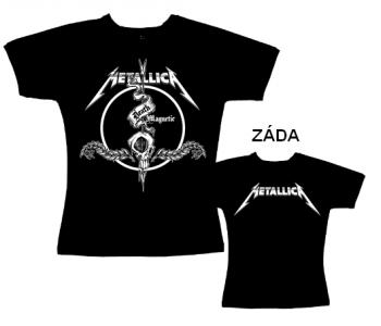 Metallica - tričko dámské