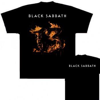 Black Sabbath - triko