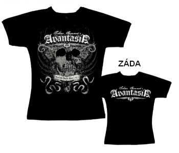 Avantasia - triko dámské