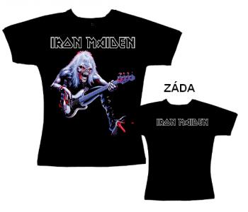 Iron Maiden - tričko dámské