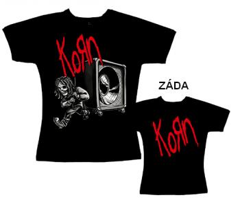 Korn - tričko dámské