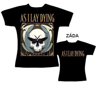As I Lay Dying - dámské triko