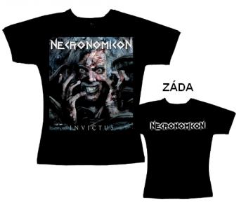 Necronomicon - dámské triko