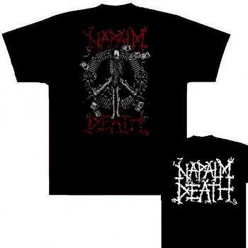 Napalm Death - triko