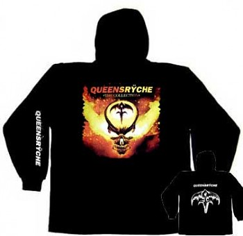 Queensryche - The Collection - mikina skapucí