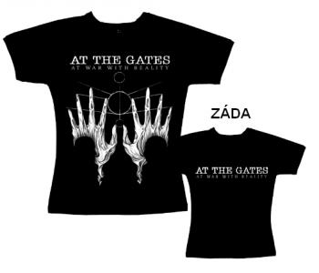 At The Gates - tričko dámské