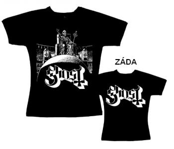 Ghost - tričko dámské