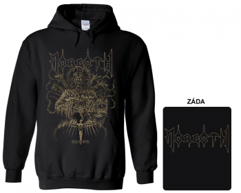 Morgoth - mikina s kapucí