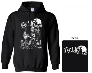 Acidez - mikina s kapucí