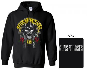 Guns N Roses - mikina s kapucí