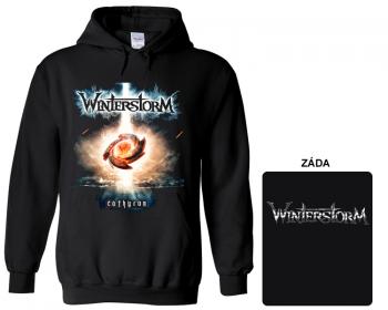Winterstorm - mikina s kapucí