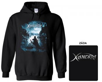 Xandria - mikina s kapucí