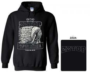 ZZ Top - mikina s kapucí