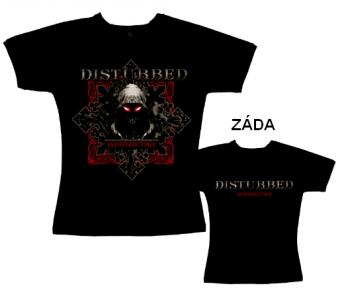 Disturbed - tričko dámské