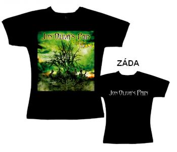 Jon Oliva's Pain - tričko dámské