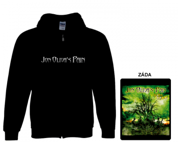 Jon Oliva's Pain - mikina s kapucí a zipem