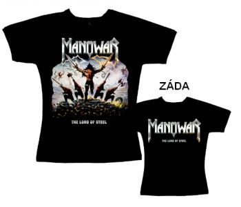 Manowar - tričko dámské