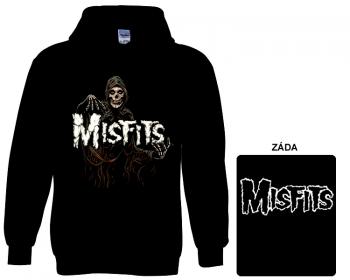 Misfits - mikina s kapucí