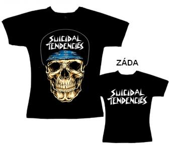 Suicidal Tendencies - tričko dámské