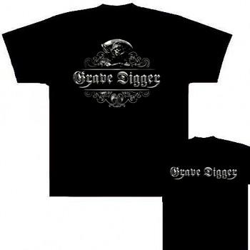 Grave Digger - triko