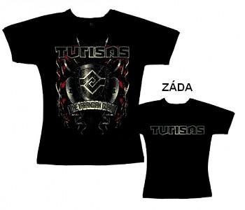 Turisas - dámské triko