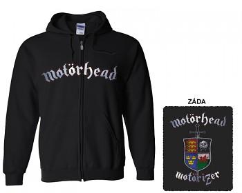 Motörhead - mikina s kapucí a zipem